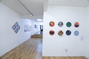 2020 wystawa zbiorowa REFLECTIONS OF THE SKY, BRICK LANE GALLERY, Londyn, Wlk. Brytania