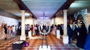 2017 -wystawa zbiorowa ELEMENTS - Palacio Ca'Zanardi, Wenecja, Włochy