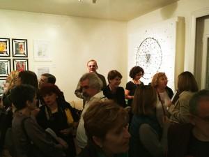 2017 - wystawa zbiorowa ALCHEMIC BODY, Laura Haber Gallery , Buenos Aires, Argentyna