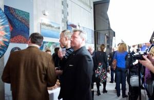2019 -wystawa zbiorowa NIEBIESKI- Koneser, Warszawa