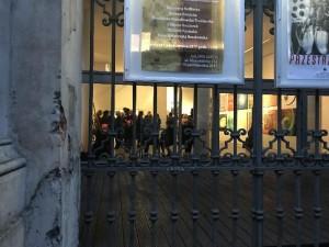 2017 - wystawa zbiorowa WIZJE- Galeria DAP , Warszawa